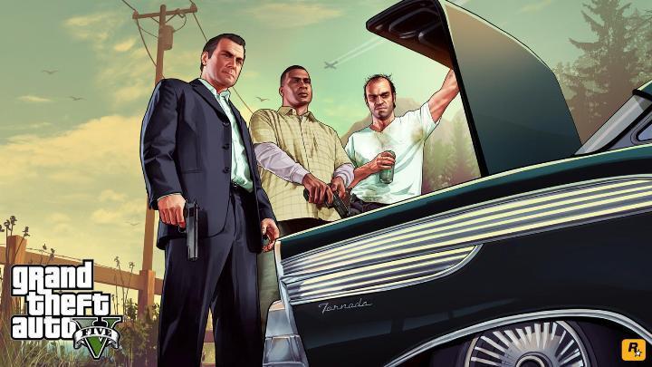 В GTA 5 будет три главных героя