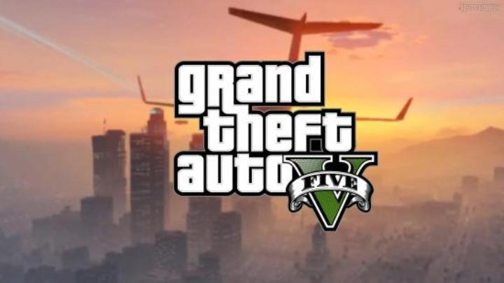 Начало рекламной кампании Grand Theft Auto 5