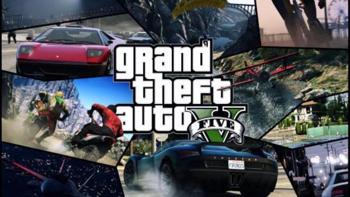 GTA 5 появился на Амазоне