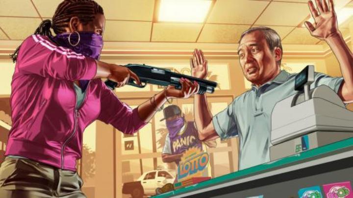 GTA V - Меньше экшна, но больше безумных мини-игр